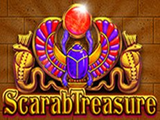 scarab treasure